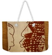 Sweethearts 10 - Tile Weekender Tote Bag