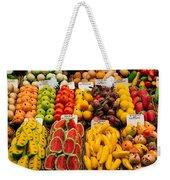 Sweets Weekender Tote Bag