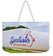 Sweetwater Sign  Weekender Tote Bag