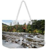 Swift River, New Hampshire Weekender Tote Bag