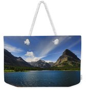 Swiftcurrent Lake - Glacier Np Weekender Tote Bag