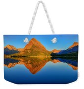 Swiftcurrent Morning Reflections Weekender Tote Bag