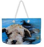 Swim Weekender Tote Bag