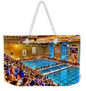 Swim Meet Weekender Tote Bag
