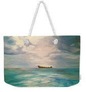 Swimming For The Unattainable Weekender Tote Bag