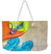 Swimming Gear Weekender Tote Bag