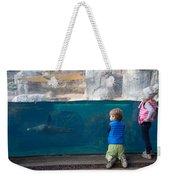 Swimming Lesson Weekender Tote Bag