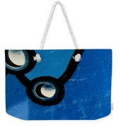 Swimming Pool Mural Detail 1 Weekender Tote Bag