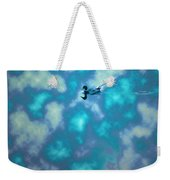 Swimming Through The Clouds Weekender Tote Bag