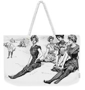 Swimsuits, 1900 Weekender Tote Bag
