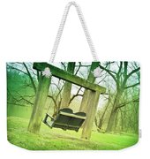Swing On Weekender Tote Bag