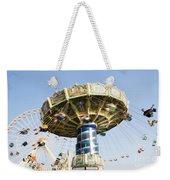 Swing Ride Weekender Tote Bag