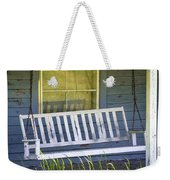 Swinging At The Cottage Weekender Tote Bag
