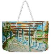 Swings At Smale Park Weekender Tote Bag
