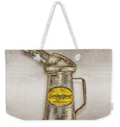 Swingspout Oil Canister Weekender Tote Bag