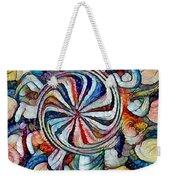 Swirl 12 Weekender Tote Bag