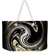 Swirl Design 3 Weekender Tote Bag