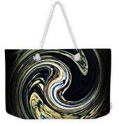 Swirl Design  Weekender Tote Bag
