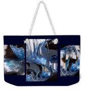 Swirl Weekender Tote Bag by Steve Karol