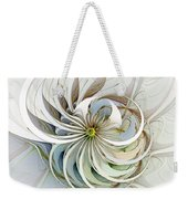 Swirling Petals Weekender Tote Bag