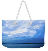 Swirling Sky Weekender Tote Bag