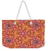 Swirls Abstract Weekender Tote Bag