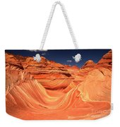 Swirls And Buttes At The Wave Weekender Tote Bag