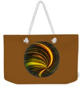 Swirls And Curls Weekender Tote Bag