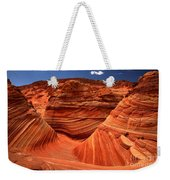 Swirls Waves And Buttes Weekender Tote Bag
