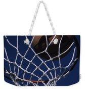 Swish.  A Basketball Weekender Tote Bag