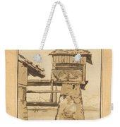 Swiss Peasant House Weekender Tote Bag