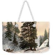 Switzerland: Davos, C1895 Weekender Tote Bag