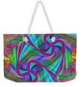 Swivel Art Weekender Tote Bag
