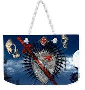 Sword And Shield Weekender Tote Bag