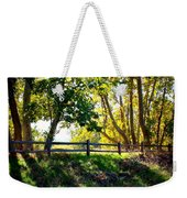 Sycamore Grove Series 12 Weekender Tote Bag