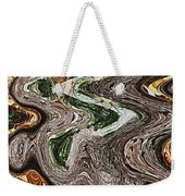 Sycamore Tree Abstract # 9283 Weekender Tote Bag