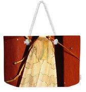 Sycamore Tussock Moth Weekender Tote Bag