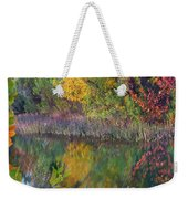 Sycamores And Willows Weekender Tote Bag