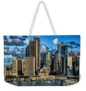Sydney Australia Weekender Tote Bag