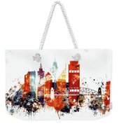 Sydney Cityscape Weekender Tote Bag