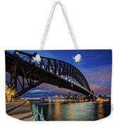 Sydney Harbor Bridge Weekender Tote Bag