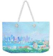 Sydney Harbour Impression Weekender Tote Bag