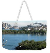 Sydney Harbour Weekender Tote Bag