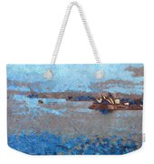 Sydney Opera House From A Distance Weekender Tote Bag