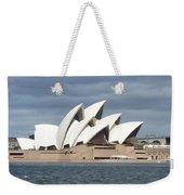 Sydney Opera House Panorama Weekender Tote Bag