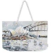 Sydney Opera  Weekender Tote Bag