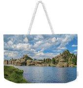 Sylvan Lake South Dakota Weekender Tote Bag