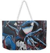Symbiote Spider-man  Weekender Tote Bag