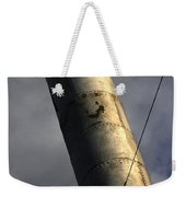 Symbol Of Progress Weekender Tote Bag