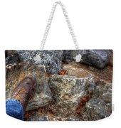 Symbolic Steps Of Life Weekender Tote Bag
